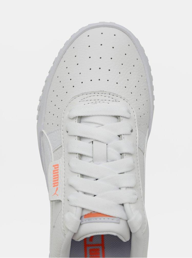 Pantofi sport si tenisi pentru femei Puma - alb