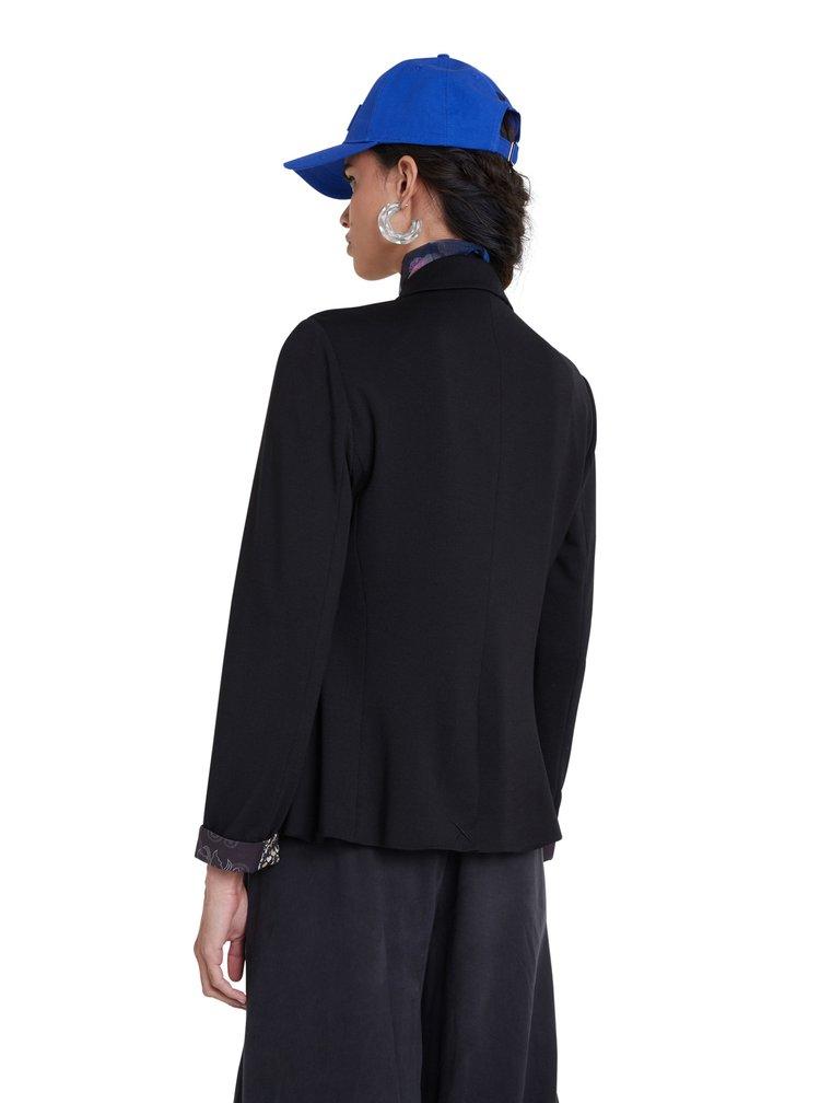 Desigual černé sako Ame Zina