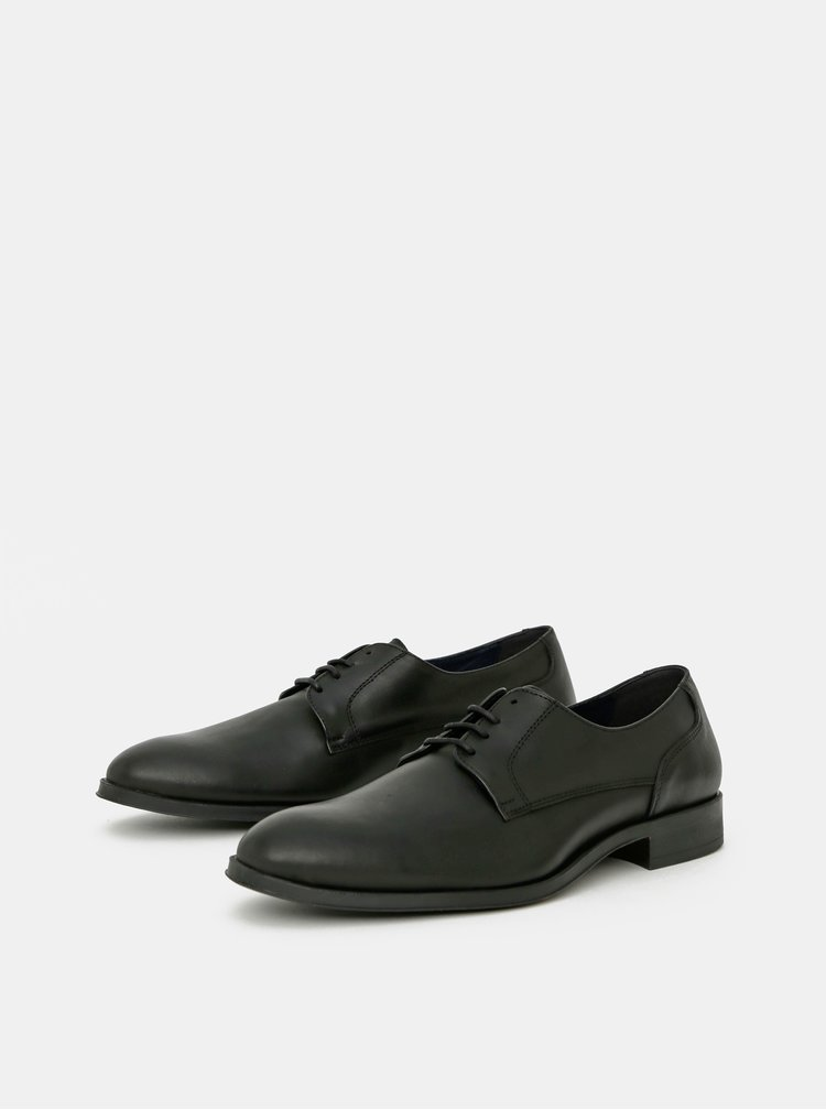 Pantofi si mocasini pentru barbati OJJU - negru