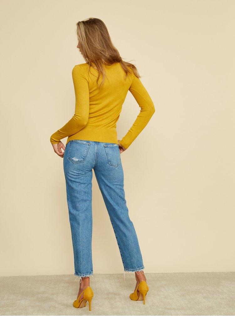 Žlutý dámský rolák ZOOT Baseline Iva