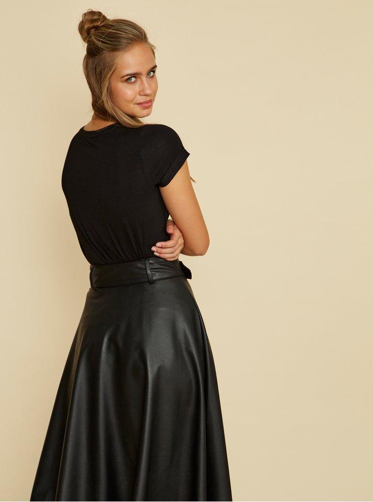 Černé dámské tričko s potiskem ZOOT Lolita