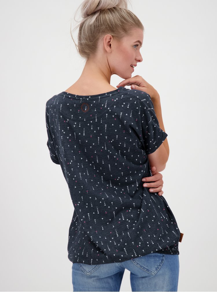 Tricouri pentru femei Alife and Kickin - negru