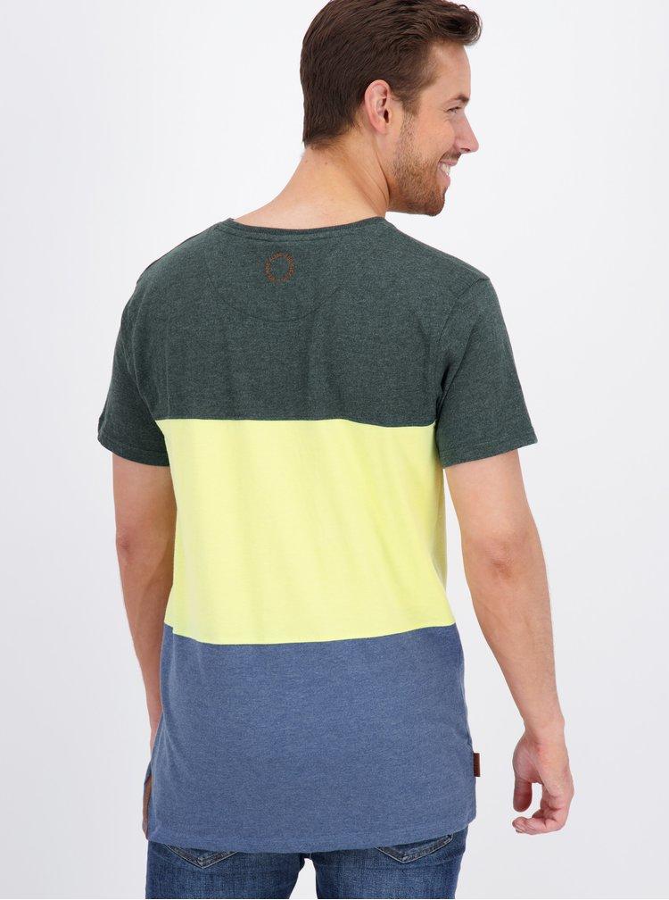 Tricouri pentru barbati Alife and Kickin - galben, albastru, gri