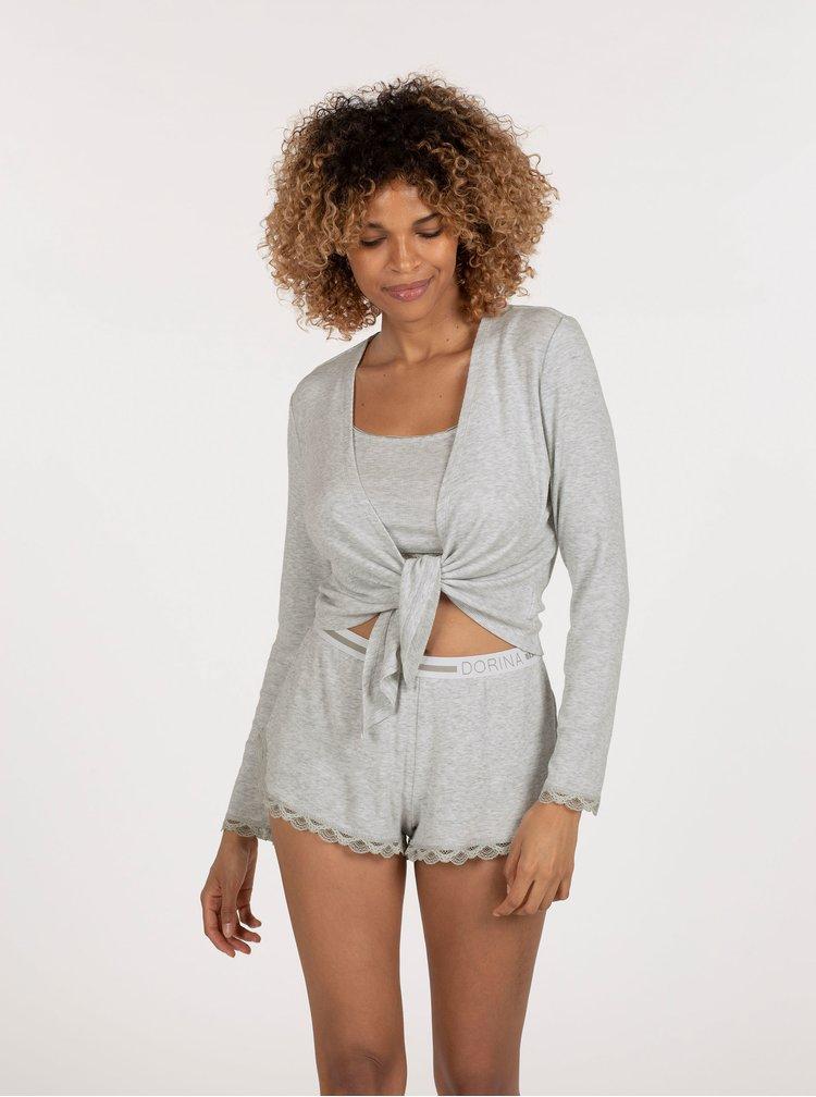 Pijamale pentru femei DORINA - gri