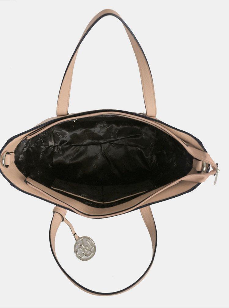 Béžová kabelka LYDC