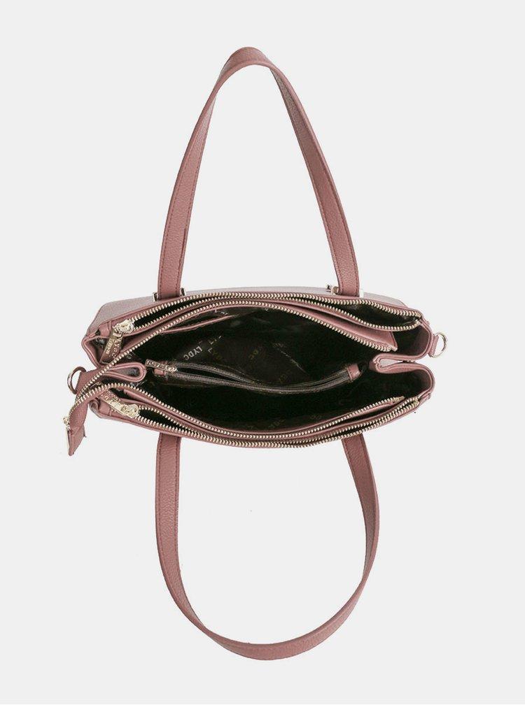 Růžová kabelka LYDC