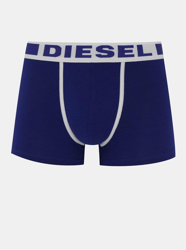 Modré pánské boxerky Diesel