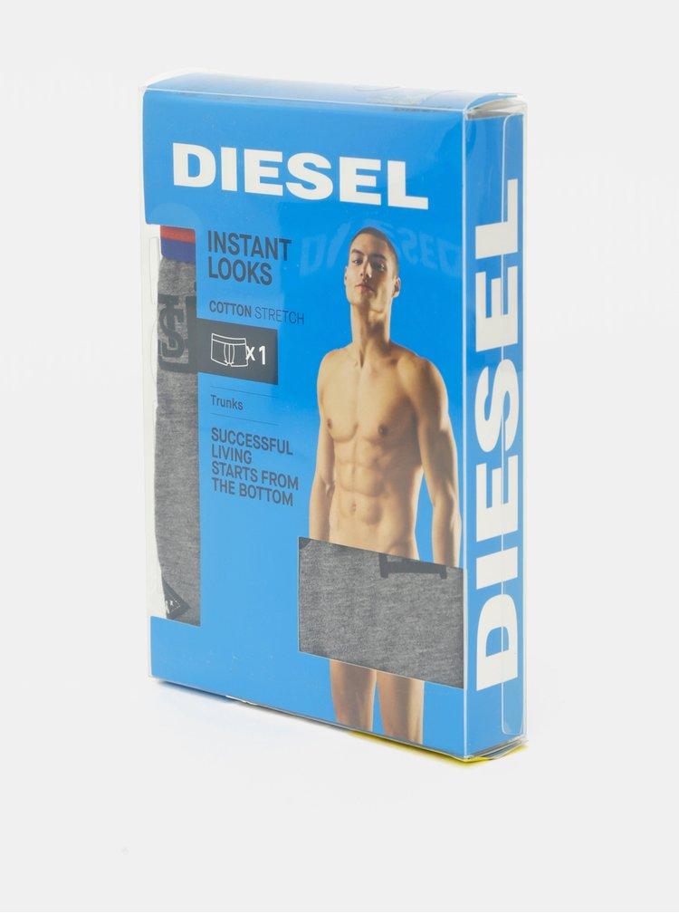 Boxeri mulati pentru barbati Diesel - gri
