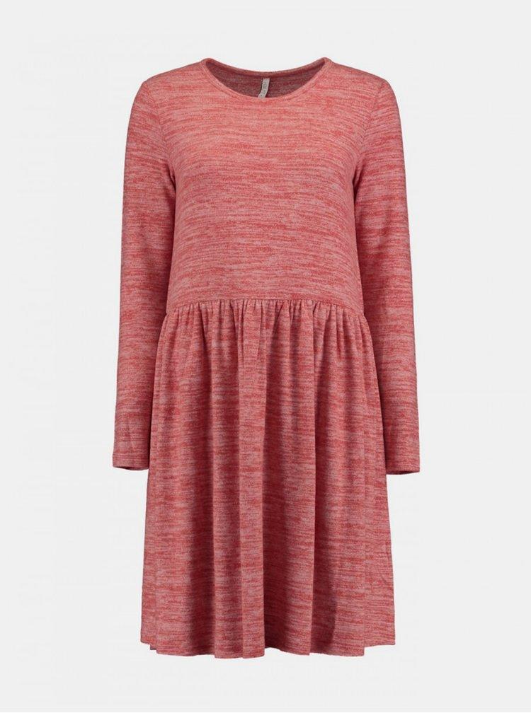 Rochii casual pentru femei Hailys - rosu