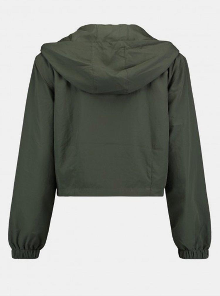 Khaki lehká bunda Haily´s