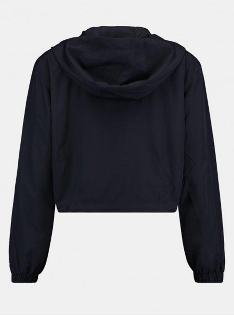 Jachete subtire pentru femei Hailys - albastru inchis