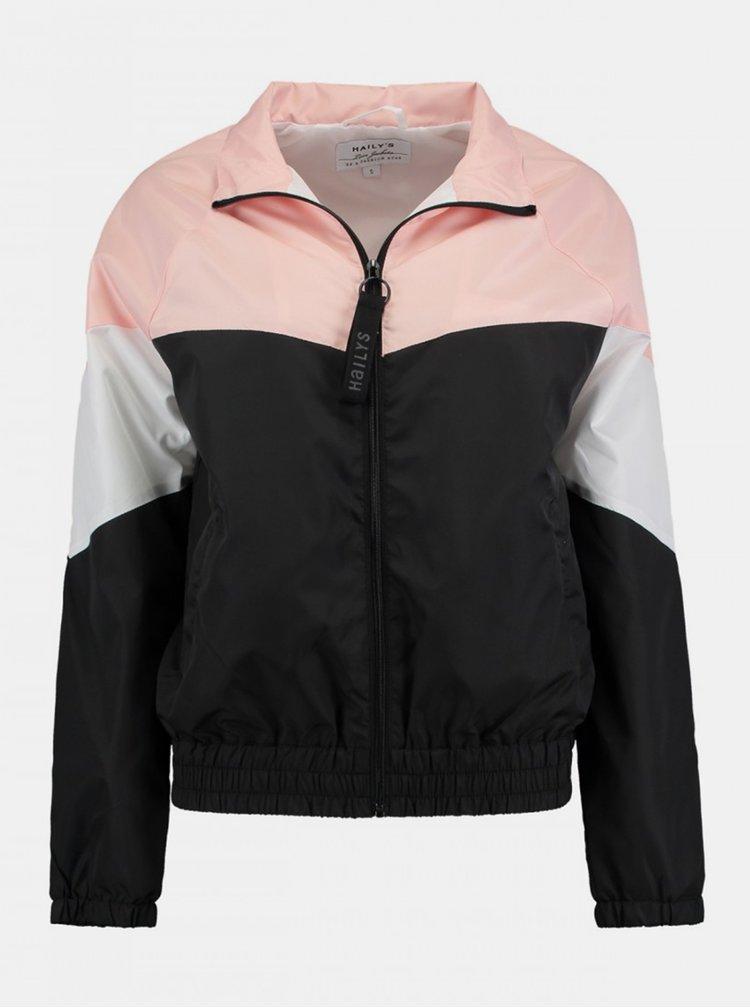 Jachete subtire pentru femei Hailys - roz