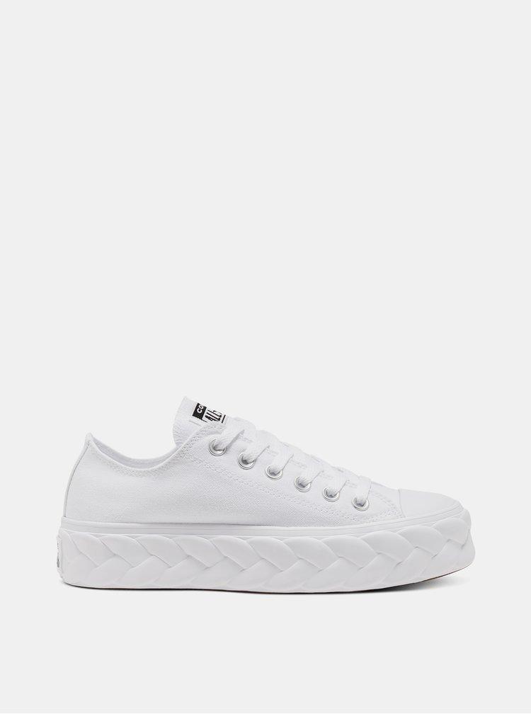 Bílé dámské tenisky Converse