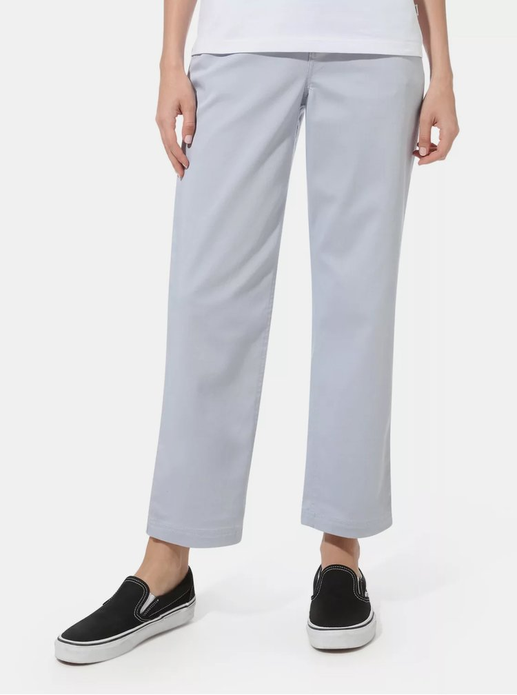 Pantaloni chino pentru femei VANS - albastru
