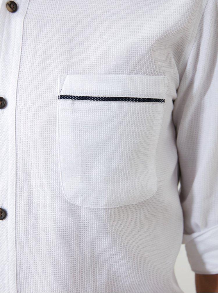 Camasi casual pentru barbati Trendyol - alb