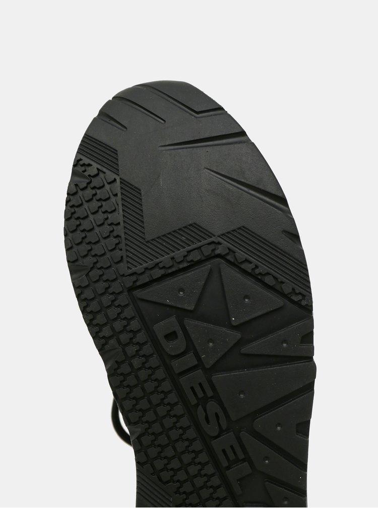 Tenisi, espadrile pentru barbati Diesel - negru
