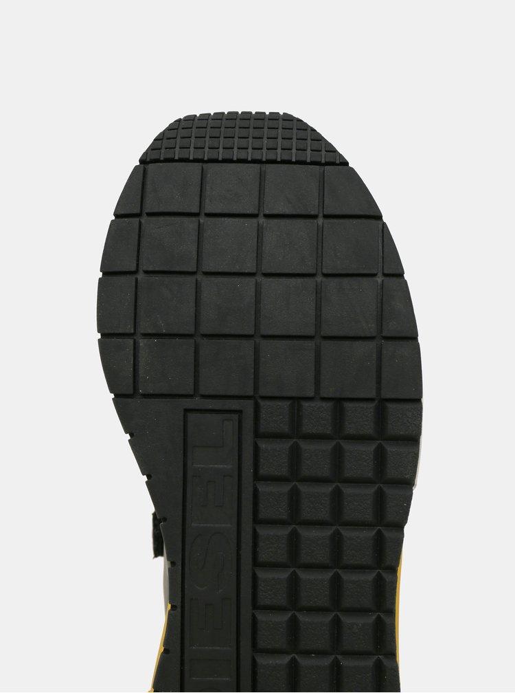 Tenisi, espadrile pentru barbati Diesel - kaki