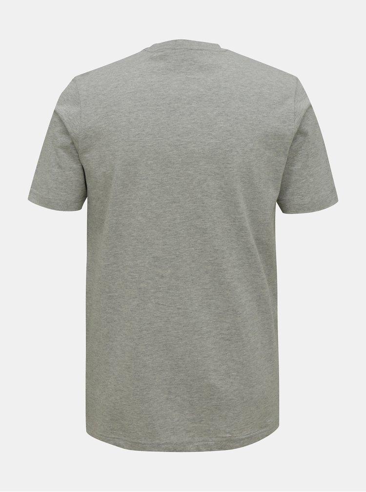 Tricouri pentru barbati Diesel - gri
