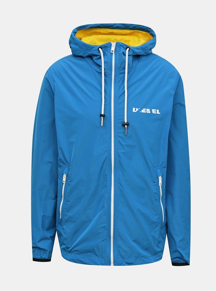 Jachete subtire pentru barbati Diesel - albastru