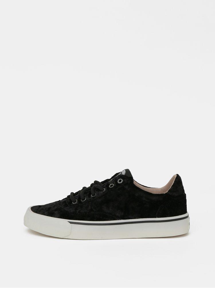 Pantofi sport si tenisi pentru femei Diesel - negru