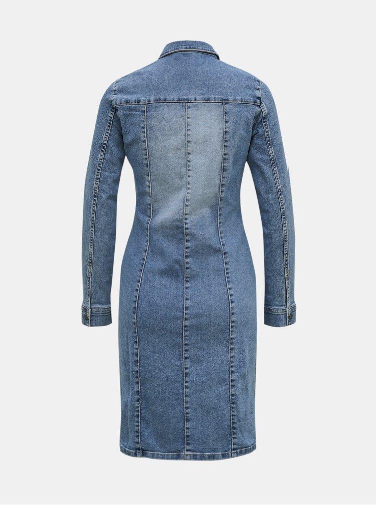 Rochii casual pentru femei VERO MODA - albastru