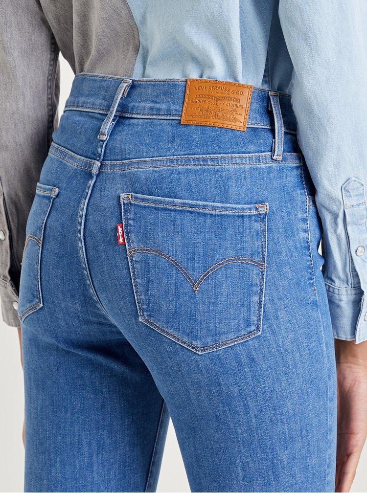Skinny fit pentru femei Levi's® - albastru