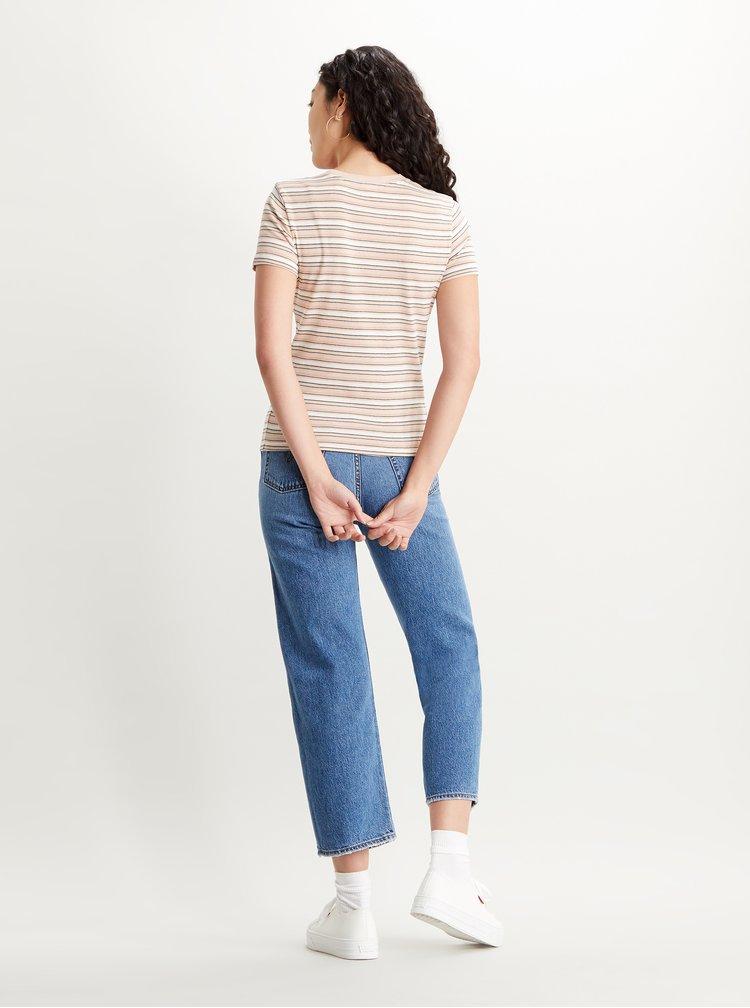 Tricouri pentru femei Levi's® - roz, crem
