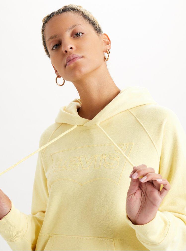 Hanorace pentru femei Levi's® - galben