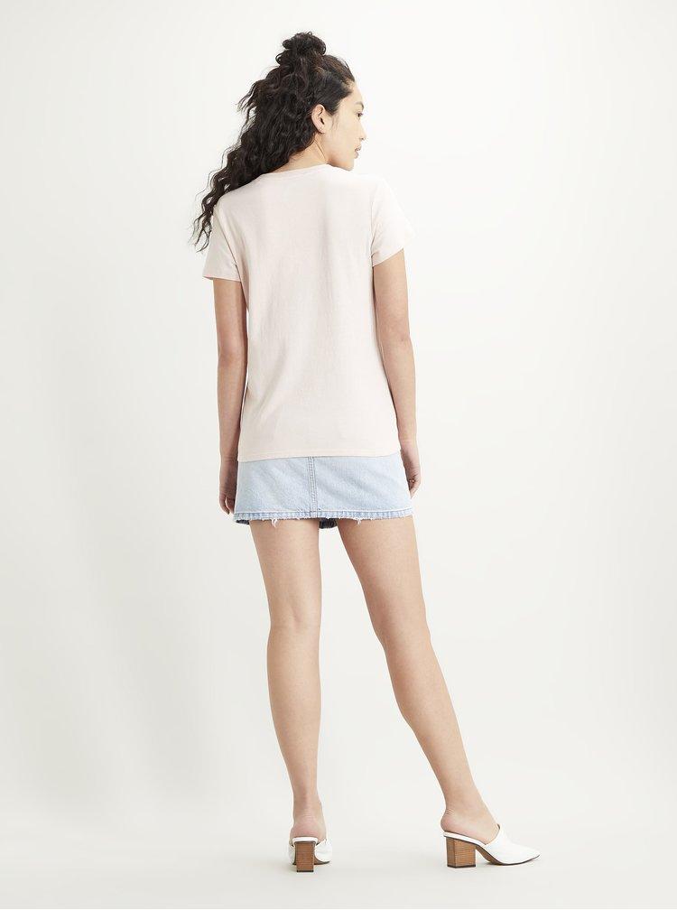 Tricouri pentru femei Levi's® - roz deschis