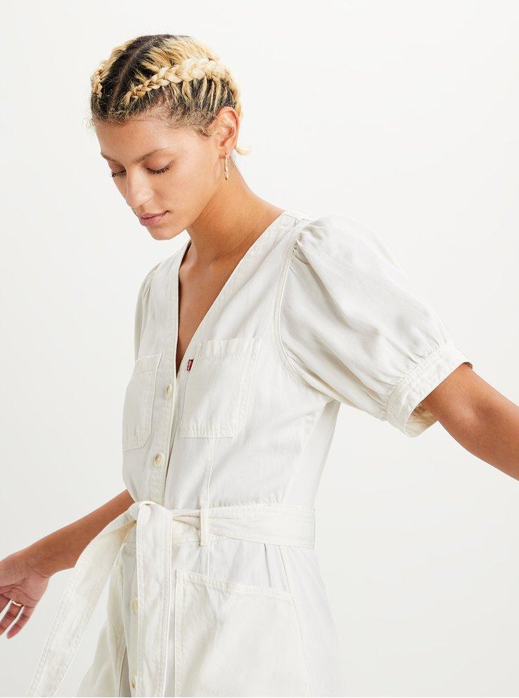 Bílé košilové šaty Levi's®