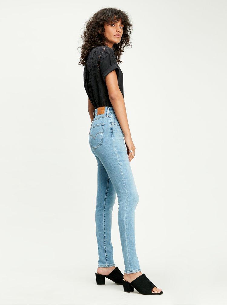 Světle modré dámské skinny fit džíny Levi's®