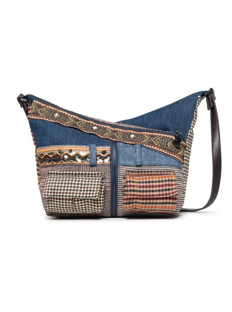 Desigual barevná kabelka Bols Mildred Harry mini