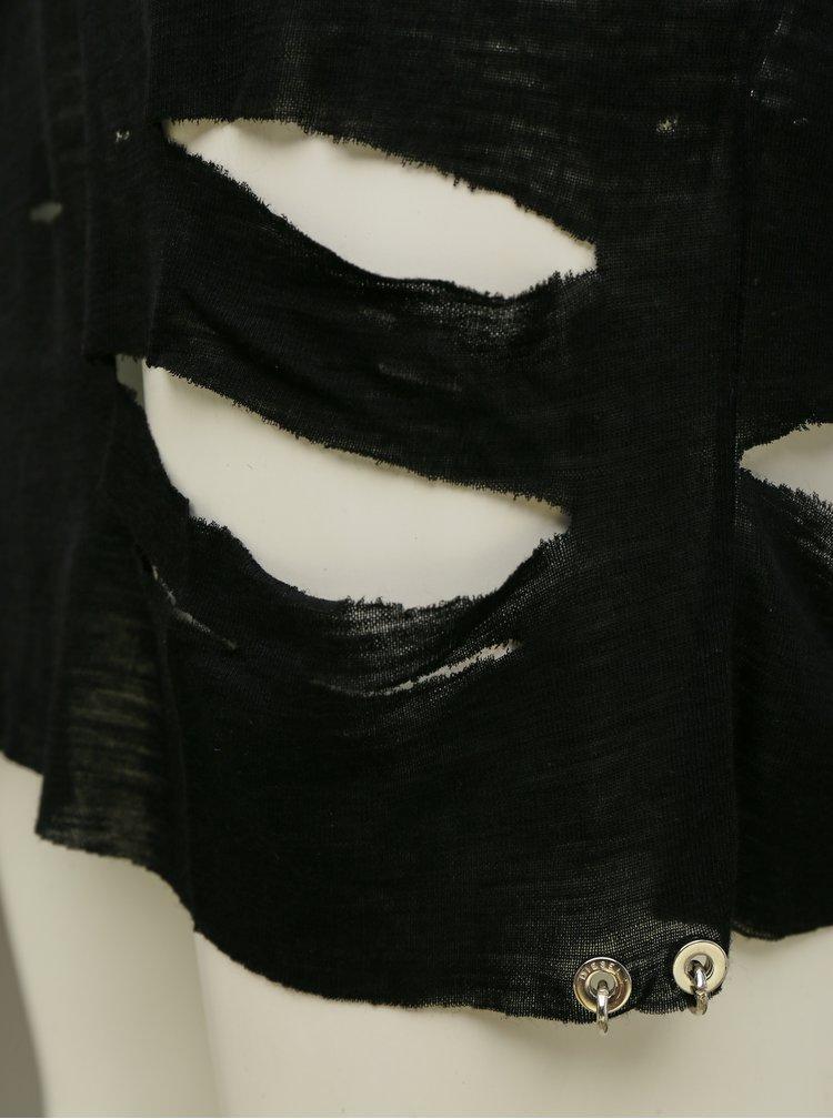 Pulovere pentru femei Diesel - negru