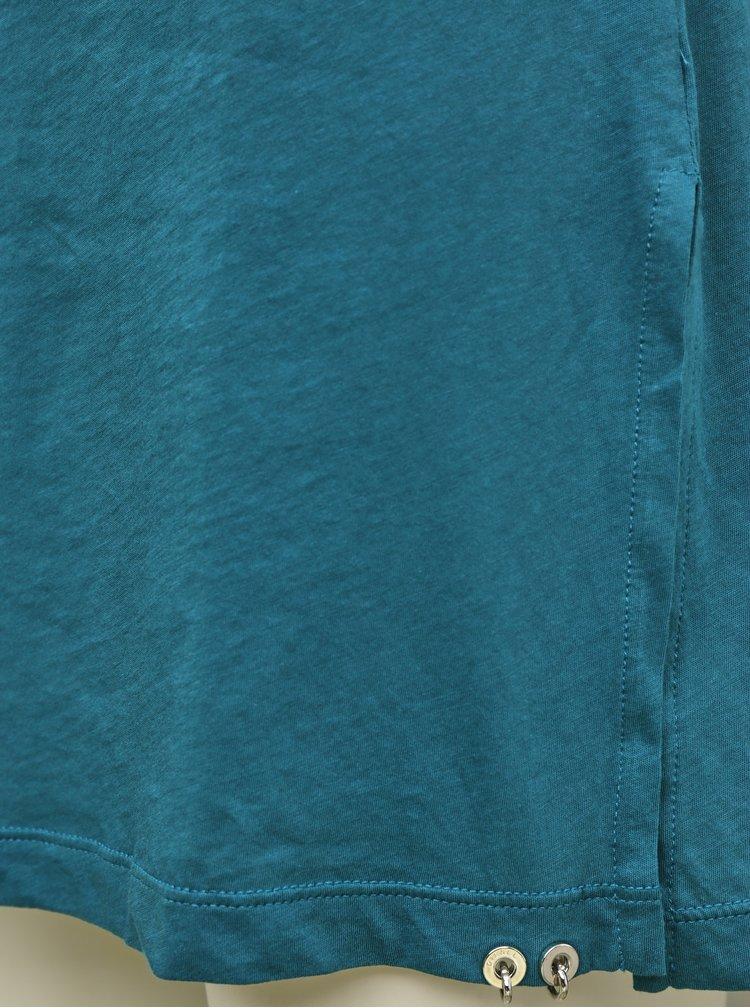 Tricouri pentru femei Diesel - albastru