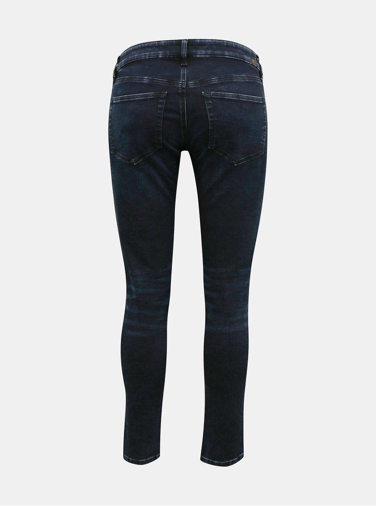 Skinny fit pentru femei Diesel - albastru inchis