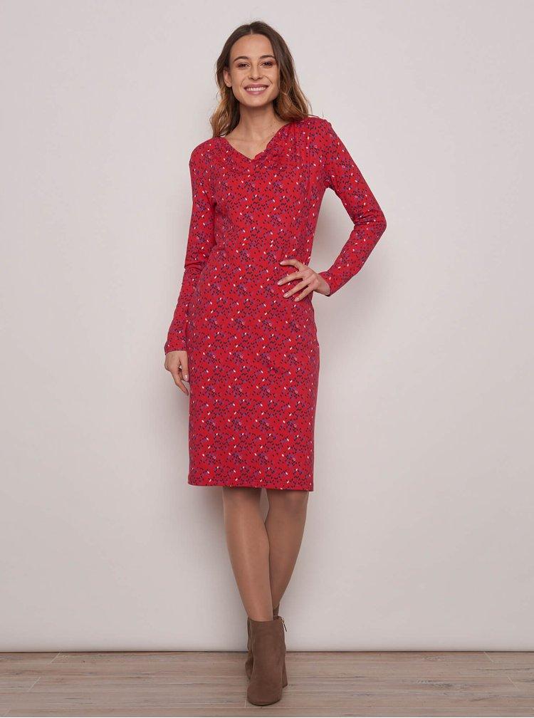 Rochii casual pentru femei Tranquillo - rosu