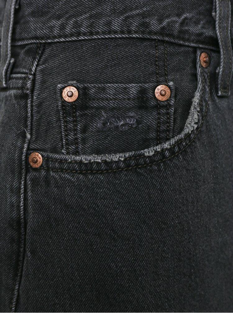 Černá džínová sukně Levi's®