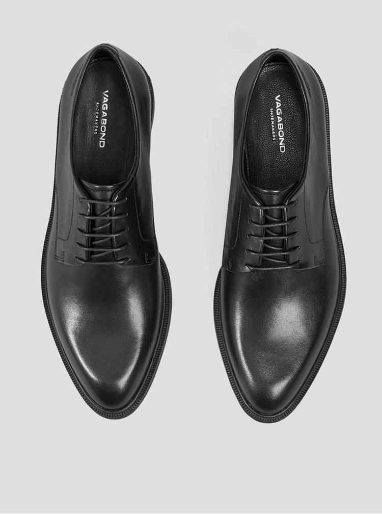 Pantofi cu siret pentru femei Vagabond - negru