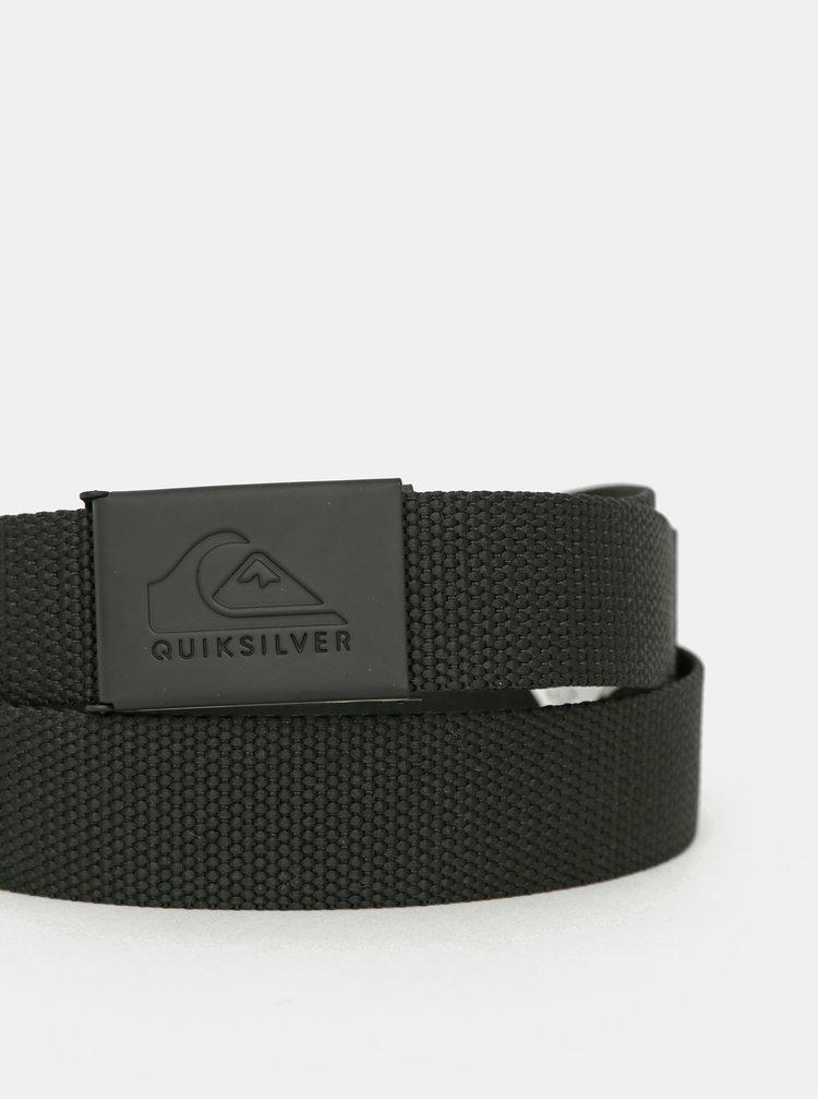 Černý pásek Quiksilver