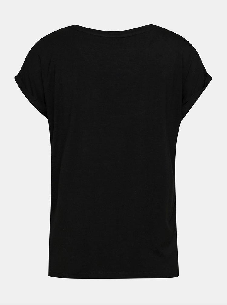 Tricouri basic pentru femei ZOOT Baseline - negru