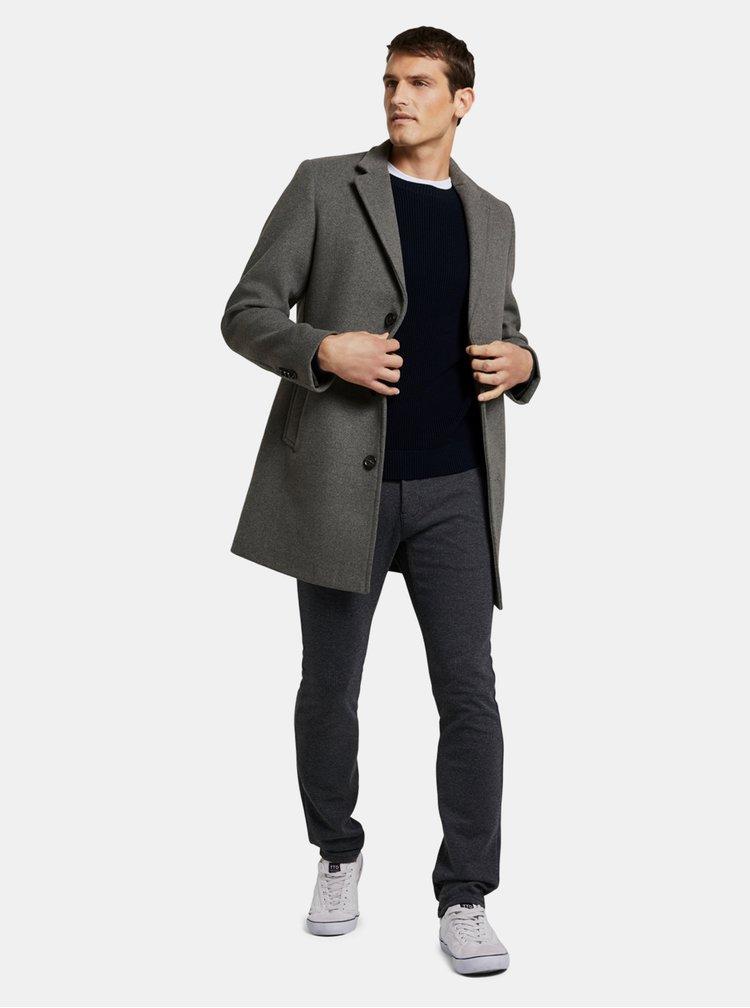 Pantaloni chino pentru barbati Tom Tailor - gri inchis