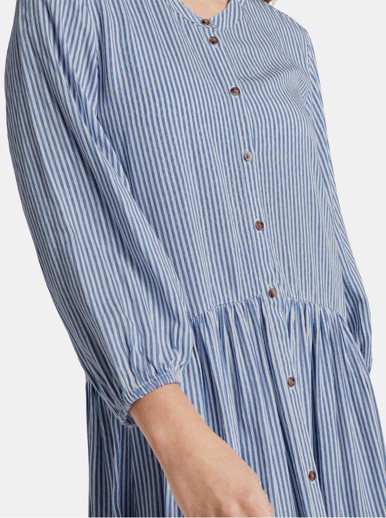 Rochii casual pentru femei Tom Tailor Denim - albastru