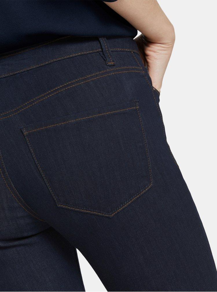 Slim fit pentru femei Tom Tailor - albastru inchis