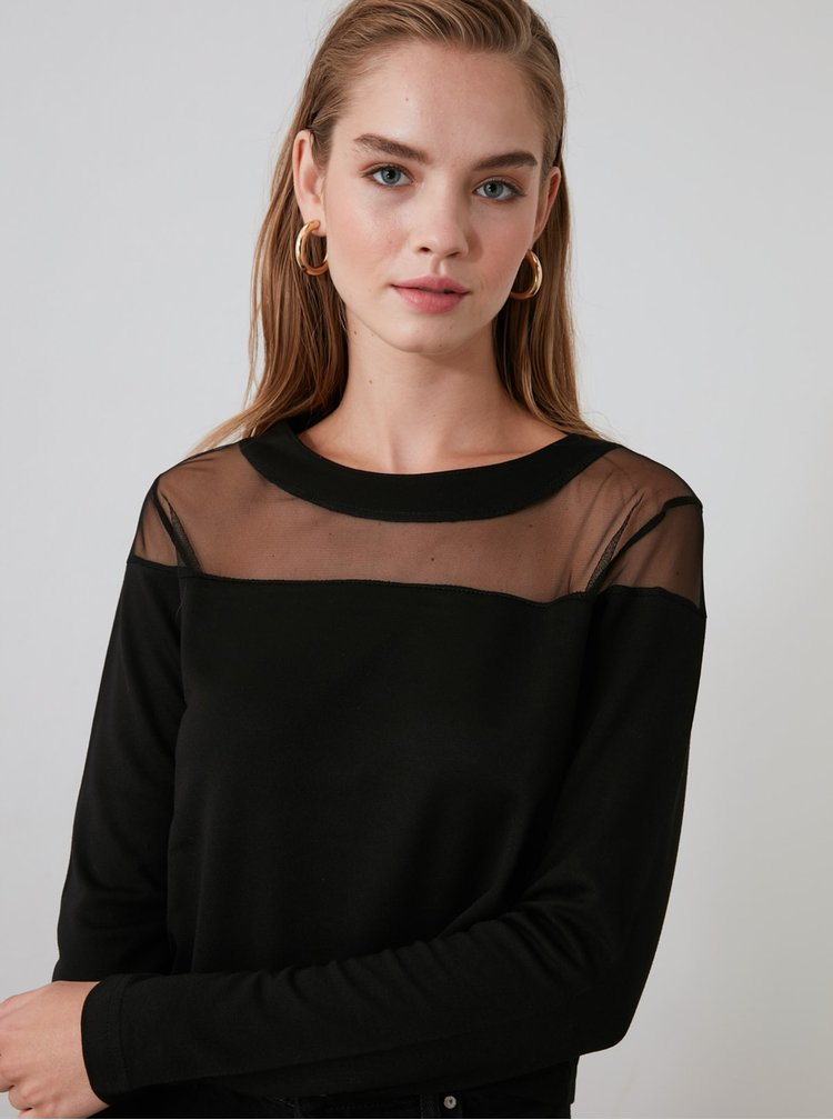 Topuri pentru femei Trendyol - negru