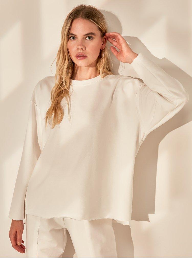 Hanorace pentru femei Trendyol - alb