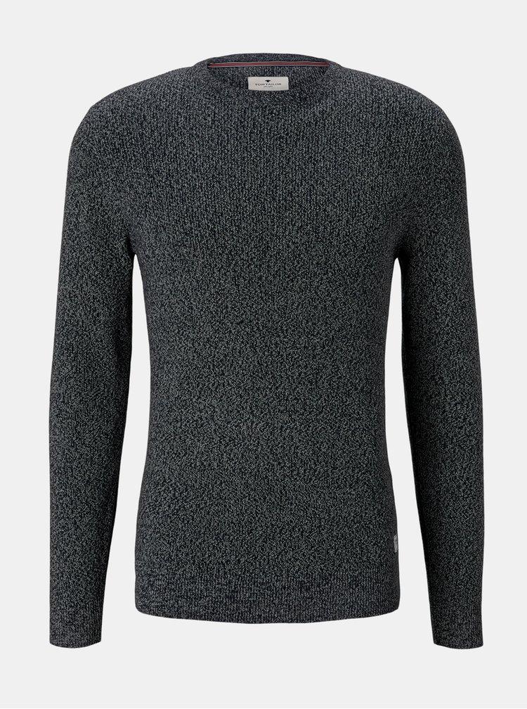 Černý pánský svetr Tom Tailor