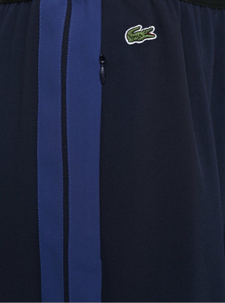 Tmavě modrá dámská sukně Lacoste
