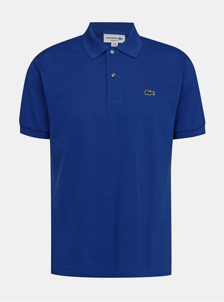 Tricouri polo pentru barbati Lacoste - albastru