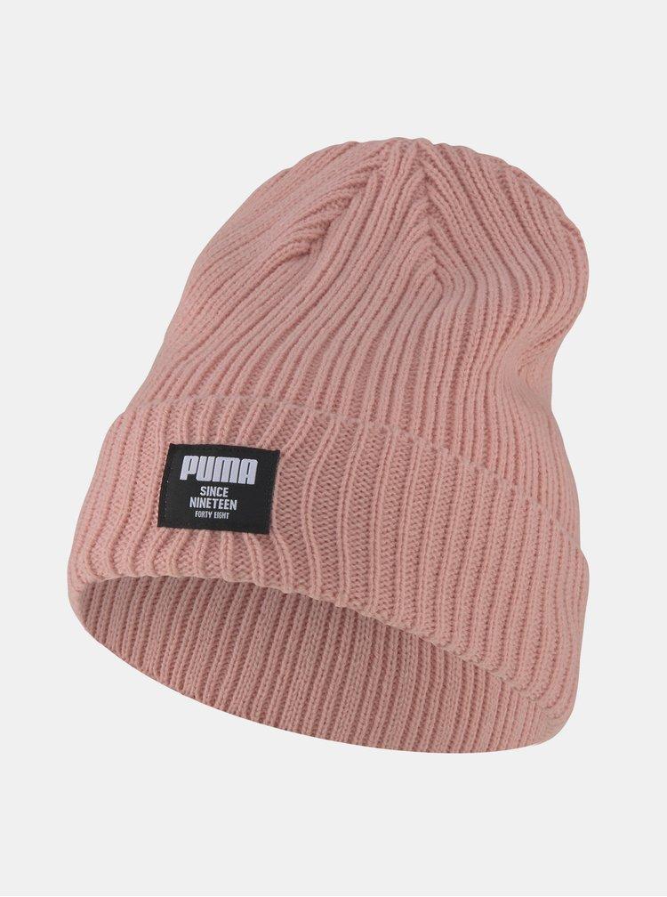 Růžová pánská čepice Puma