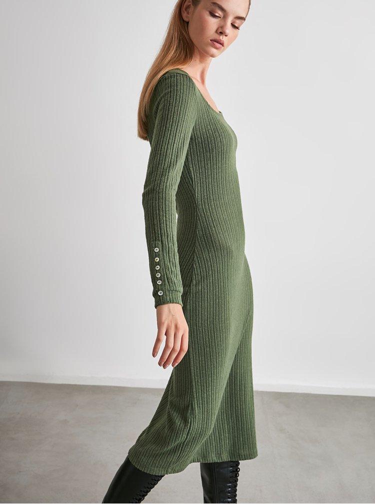 Rochii casual pentru femei Trendyol - verde
